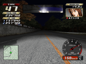 Initial D Street Stage Bgm
